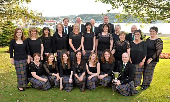 The Association of Gaelic Choirs